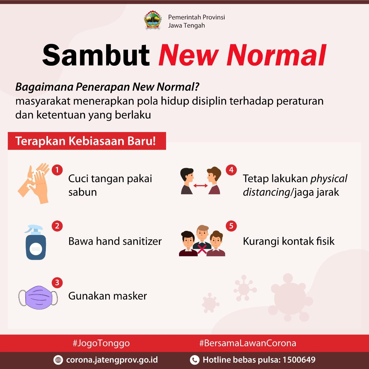 Sambut New Normal