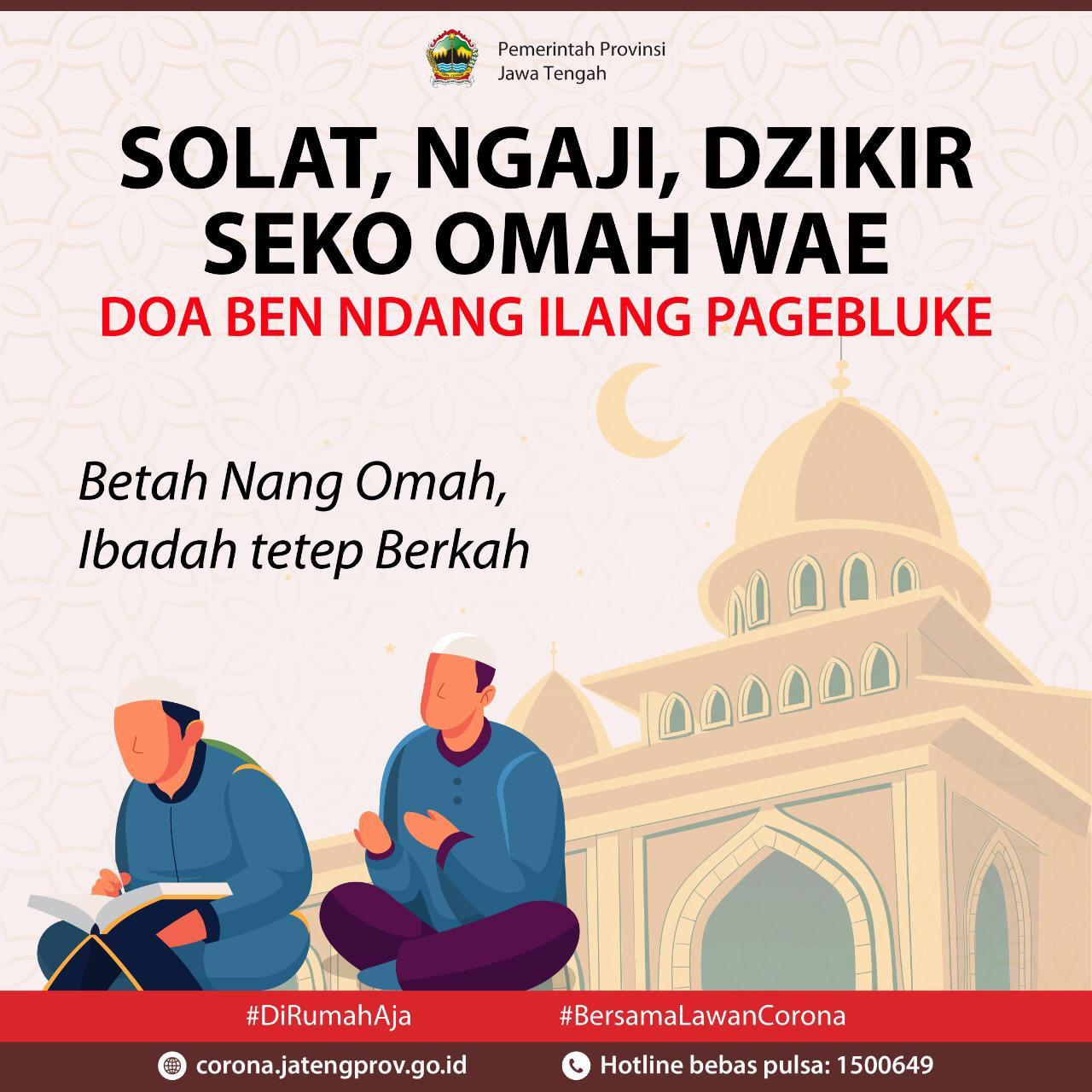 Ibadah Nang Omah Wae