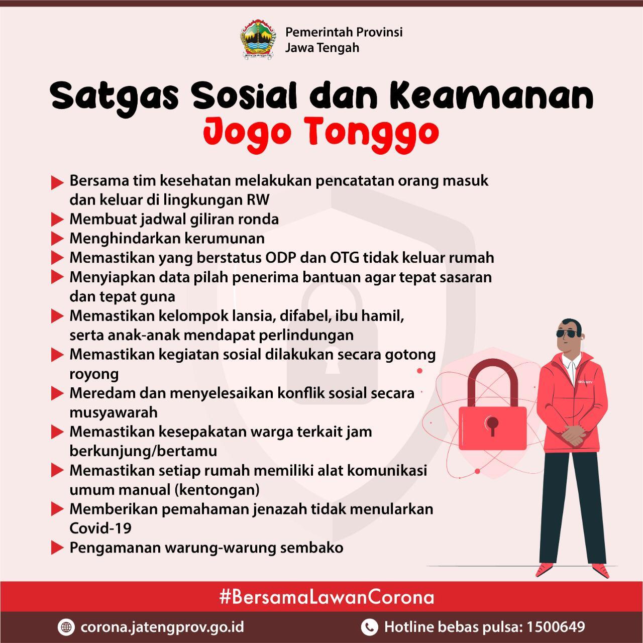 Satgas Keamanan