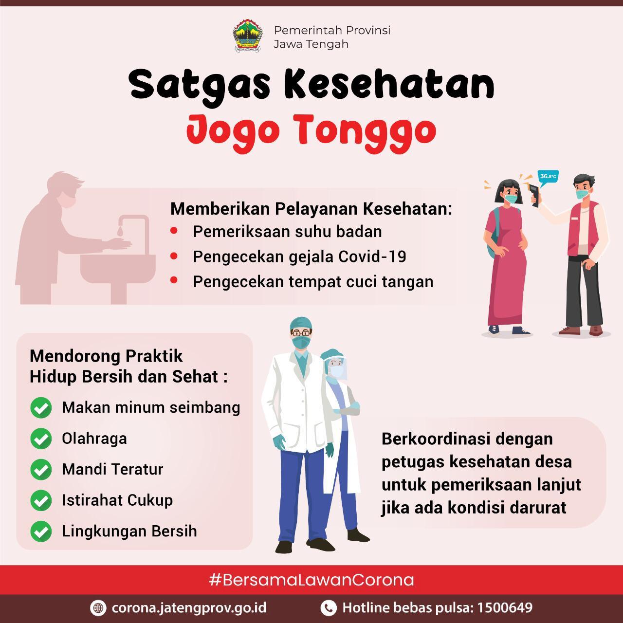 Satgas Kesehatan