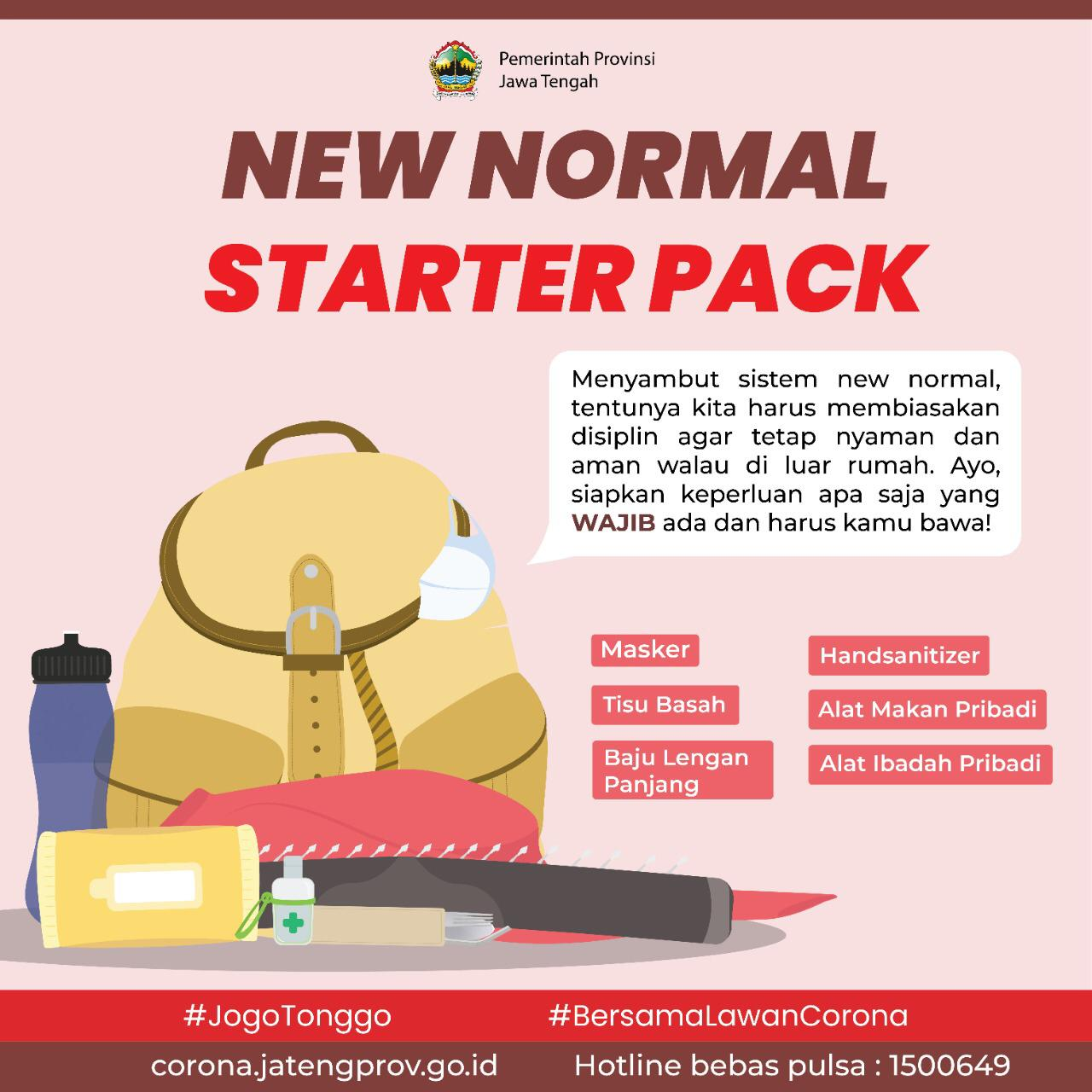New Normal Starter Pack