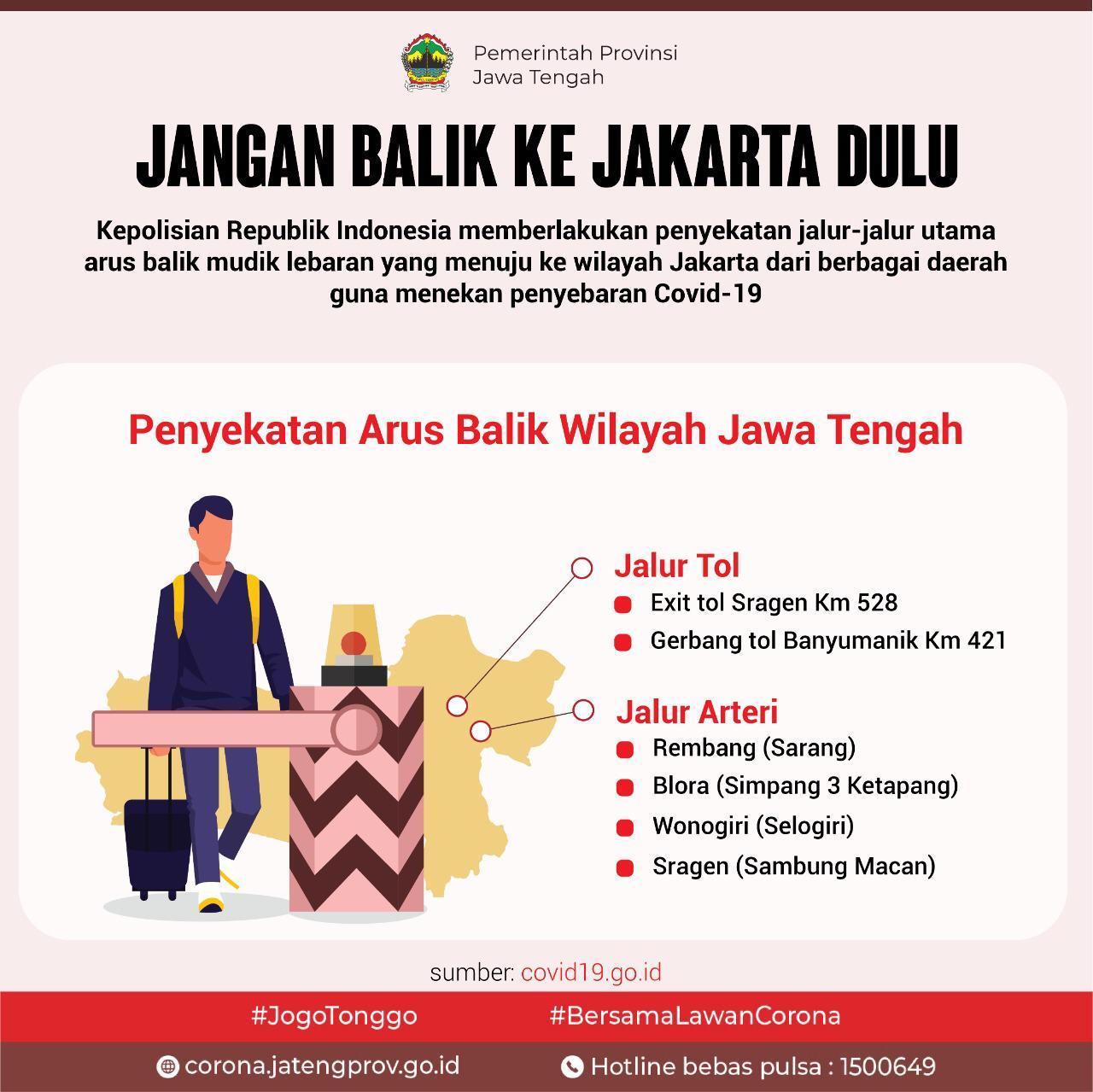 Jangan Kembali ke Jakarta Dulu