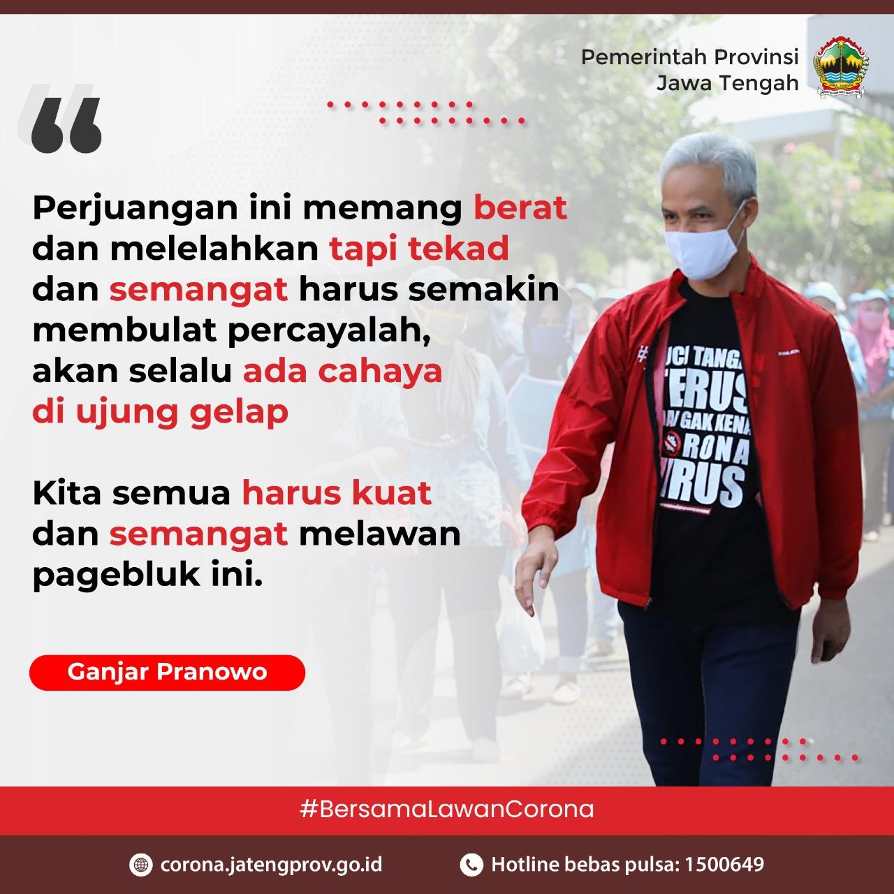 Quote Ganjar Pranowo