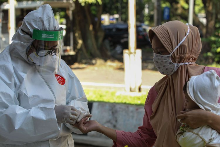 Jawa Tengah Kebut Tes Massal, Kasus Positif Covid-19 Capai 3.000 Orang