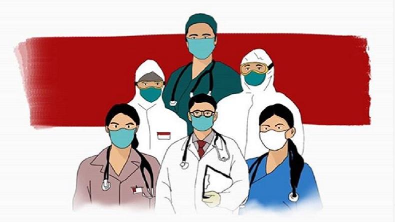 Ganjar Pranowo Berikan Jalur Khusus untuk Anak-anak Tenaga Medis yang Berjuang Melawan Covid-19