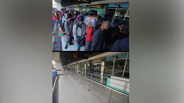 Ganjar Pranowo : Jangan Nekat Kembali ke ke Jakarta
