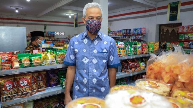 Pemprov Jateng Siapkan Rp 38 Miliar untuk Bantu UKM Terdampak Corona