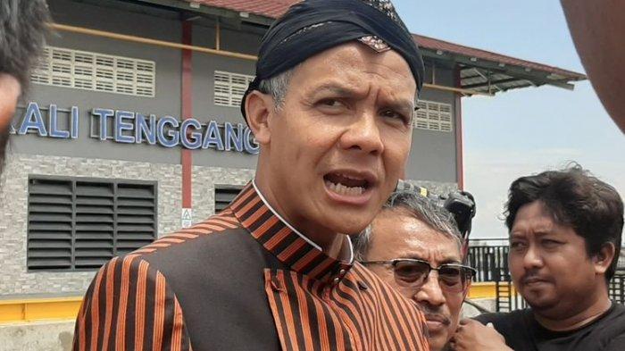 Ganjar Pranowo Imbau Masyarakat di Jateng Gencarkan Patroli dan Ronda Malam selama Pandemi Corona