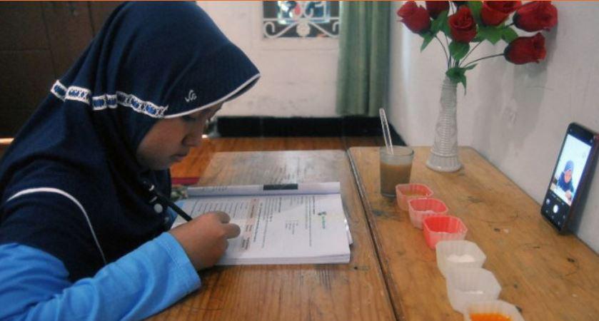 Empat Kecamatan di Jateng Uji Coba Sekolah Jarak Jauh