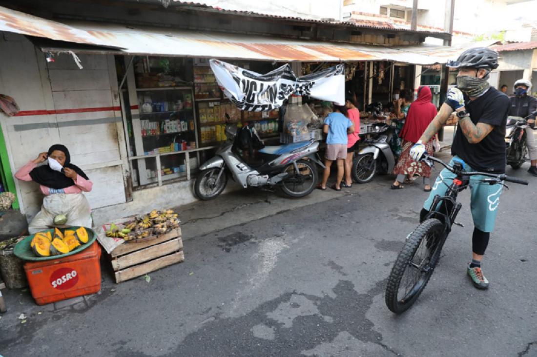 Sepeda dan Cara Ampuh Ganjar Lawan Corona
