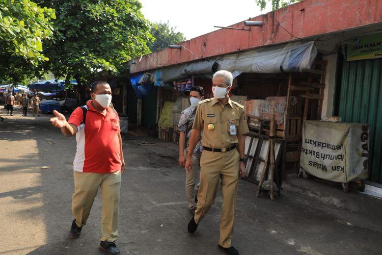 Terungkap, Alasan Terjadi Lonjakan Kasus Positif Covid-19 di Jawa Tengah